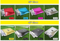 China 38x43cm Metallic Mailing Envelopes , Eco Friendly Metallic Bubble Wrap Envelopes factory