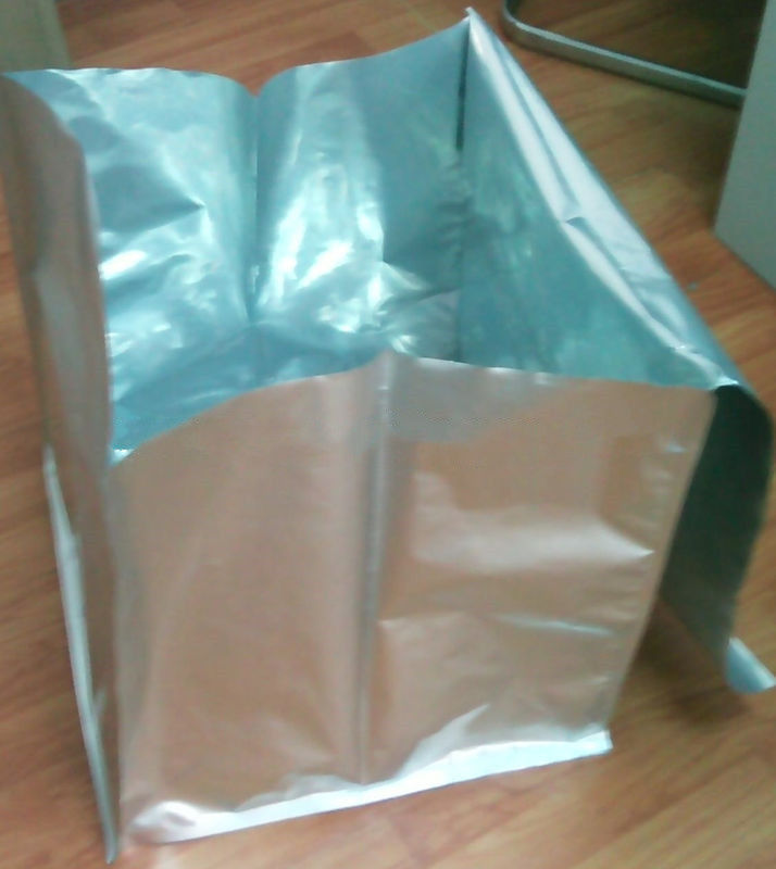 Aluminium Moisture Barrier Bag , Moisture Barrier Packaging 10x10x10 Inch Size