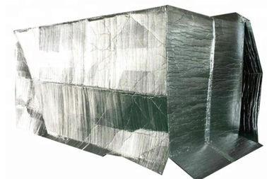 Heat Insulation Cooler Shipping Container Liners , Thermal Container Liner 1x1.2x1m