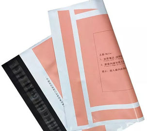 Eco Friendly Plastic Mailing Bags , Waterproof Custom Printed Poly Mailers
