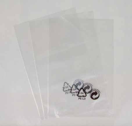 10x12 Inch ESD Vacuum Bags Clear Color For Packaging Envelope Open Top